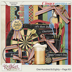 One Hundred & Eighty Page Kit