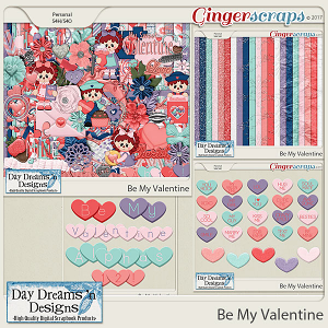 Be My Valentine {Bundle Collection} by Day Dreams 'n Designs