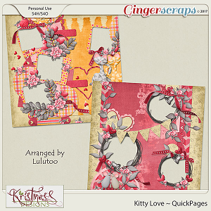 Kitty Love QuickPages