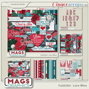 Faith365 Love Wins BUNDLE