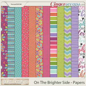 On The Brighter Side - Pattern Papers