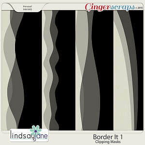 Border It 1 by Lindsay Jane