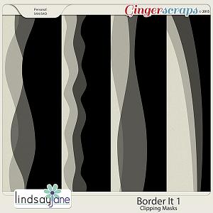 Border It 1 by Lindsay Jane
