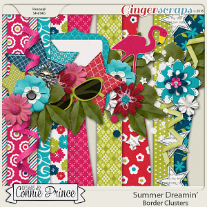 Summer Dreamin' - Border Clusters