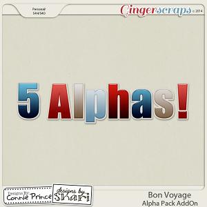 Bon Voyage  - Alpha Pack AddOn