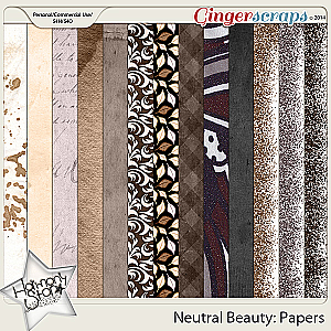 Neutral Beauty Papers