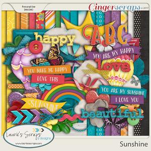 Sunshine Page Kit