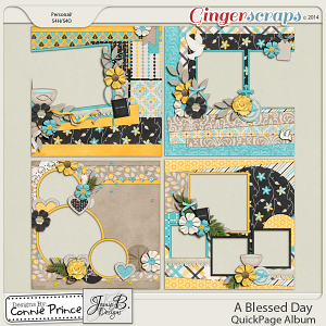 A Blessed Day  - QuickPage Album