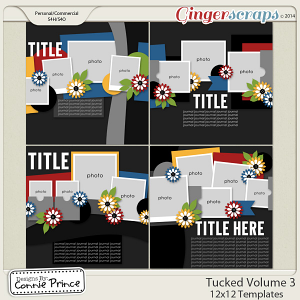 Tucked Volume 3 - 12x12 Temps (CU Ok)