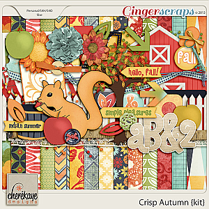 Crisp Autumn by Chere Kaye Designs