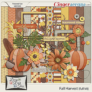 Fall Harvest {full kit}
