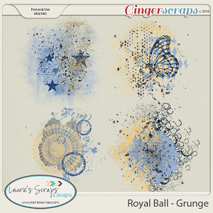 Royal Ball - Grunge