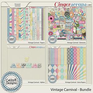 Vintage Carnival - Bundle