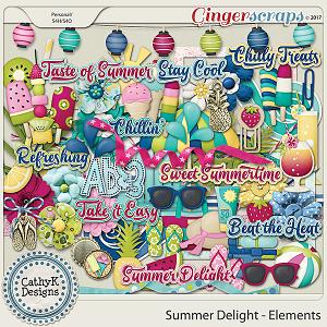 Summer Delight - Elements