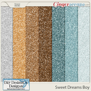Sweet Dreams Boy {Glitters} by Day Dreams 'n Designs