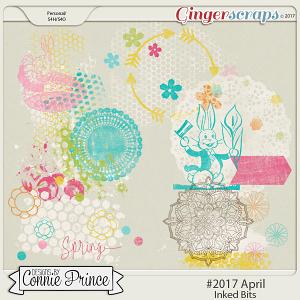 #2017 April - Inked Bits