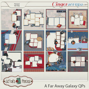 A Far Away Galaxy Quick Pages
