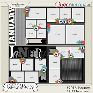 #2016 January - Template Pack (CU Ok)