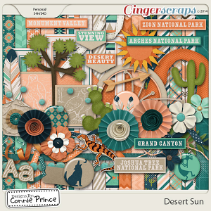 Desert Sun - Kit