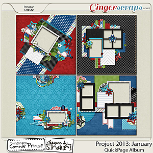 Project 2013: January - QuickPages (S)