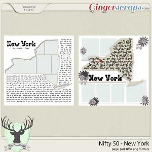 Nifty 50: New York