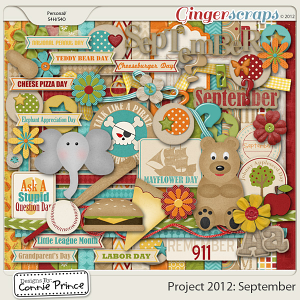 Retiring Soon - Project 2012: September - Kit