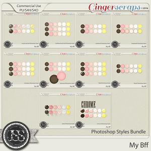 My Bff Photoshop Styles Bundle