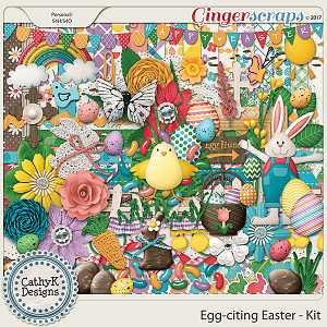 Egg-citing Easter - Kit