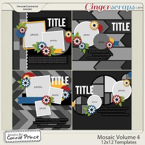 Mosaic Volume 4 - 12x12 Temps (CU Ok)