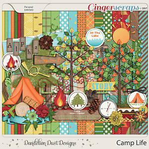 Camp Life By Dandelion Dust Designs