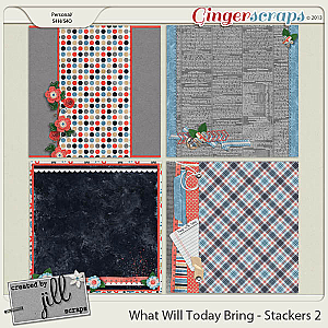 What Will Today Bring - Stackers 2