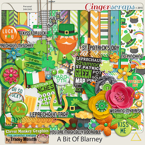 A Bit of Blarney by Clever Monkey Graphics