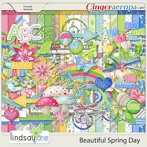 Beautiful Spring Day by Lindsay Jane