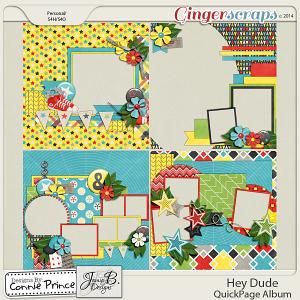 Hey Dude- QuickPage Album