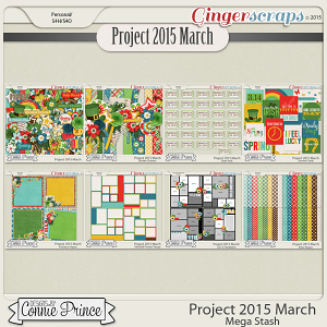 Project 2015 March - Mega Stash