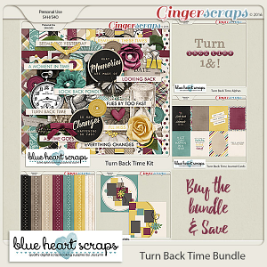 Turn Back Time Bundle