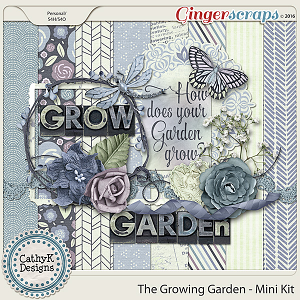 The Growing Garden - Mini Kit