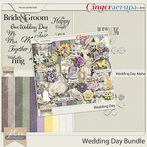 Wedding Day Bundle by JoCee Designs