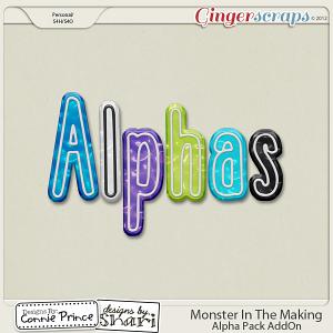 Retiring Soon - Monster In The Making - Alpha Pack AddOn