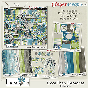 More Than Memories Collection by Lindsay Jane