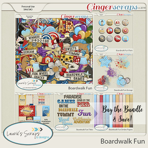 Boardwalk Fun Bundle