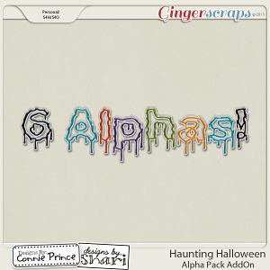 Retiring Soon -Haunting Halloween - Alpha Pack AddOn