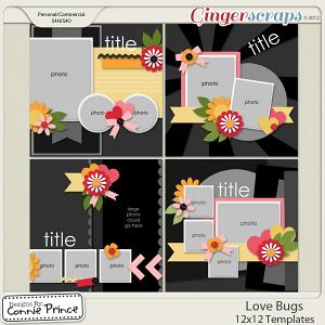 Love Bugs - 12x12 Temps (CU Ok)