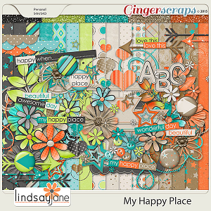 My Happy Place by Lindsay Jane