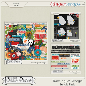 Travelogue Georgia - Bundle Pack