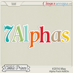 #2016 May - Alpha Pack AddOn