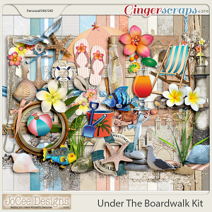 Under The Boardwalk Kit