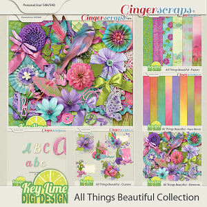 All Things Beautiful Collection