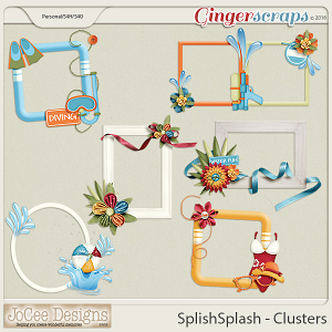 Splish Splash Clusters