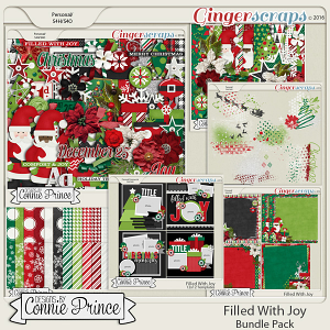 Filled With Joy - Core Bundle